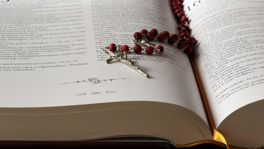 Библия. Крест. Христианство