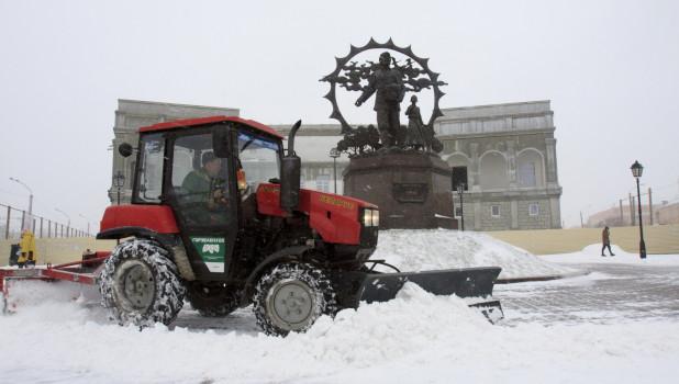 ЖКХ. Уборка снега. Благоустройство.