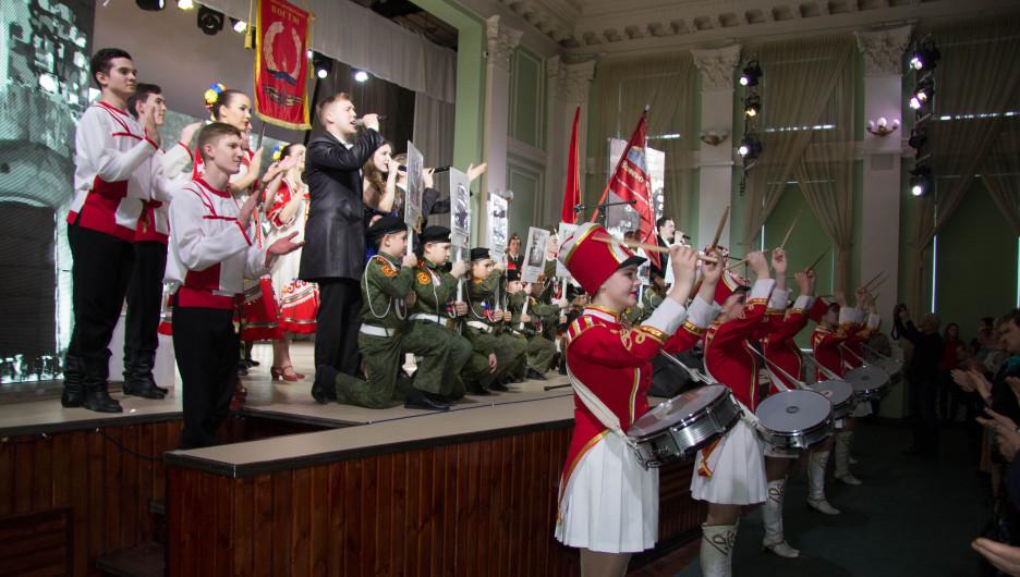 Кафедре режиссуры праздников АГИК — 40 лет!