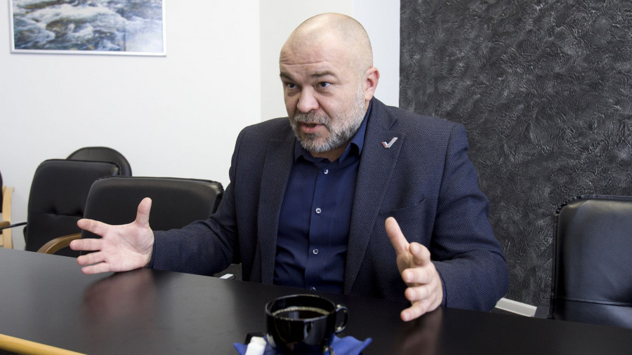 Алексей Грибков, эксперт ОНФ, эколог.