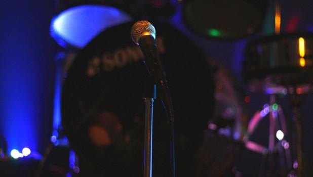 """Открытый микрофон в баре """"Эльбрус"""""""