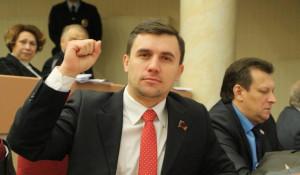 Депутат Николай Бондаренко.