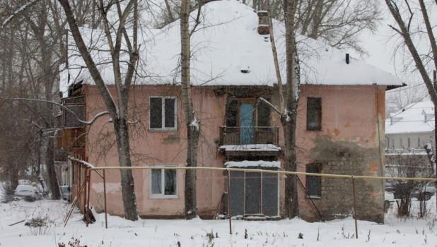 На Потоке в Барнауле. Недвижимость.