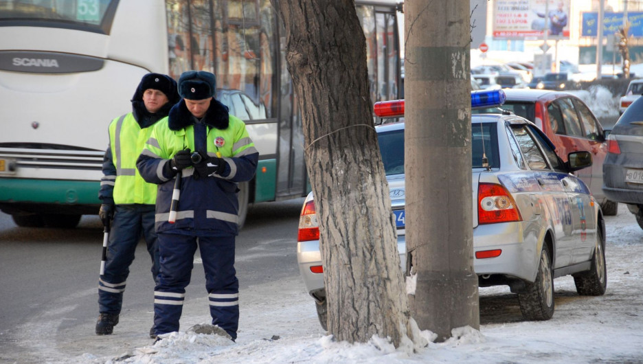Полиция. ГИБДД