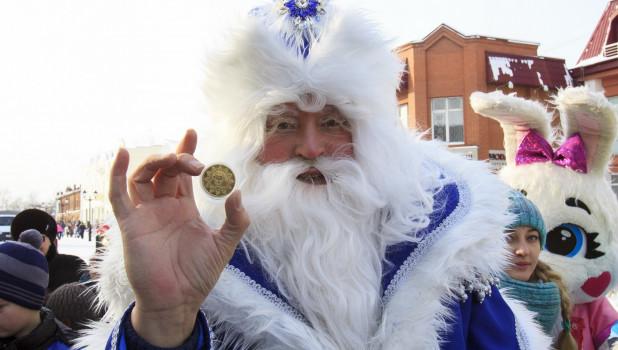 День рождения Деда Мороза.