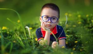 Как улучшить зрение ребенка.