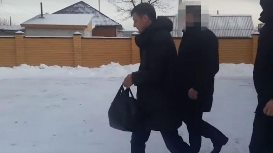 Арест Вадима Надвоцкого.