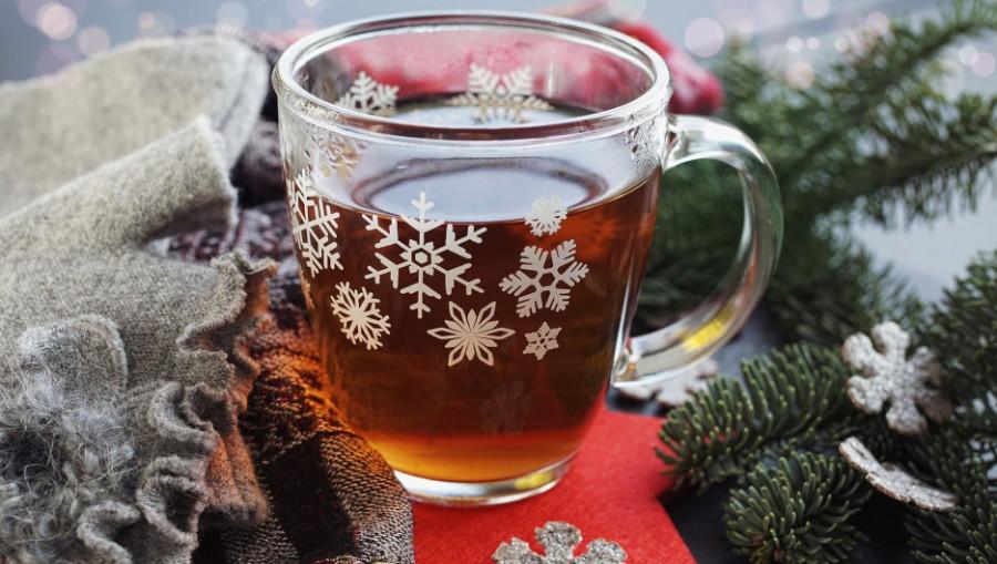 Чай. Зима. Рождество