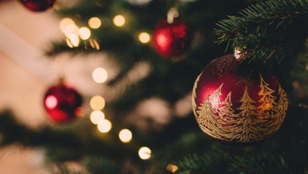 Новый год, Рождество. Новогодние игрушки.
