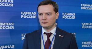 Депутат Государственной Думы от Алтайского края Даниил Бессарабов.