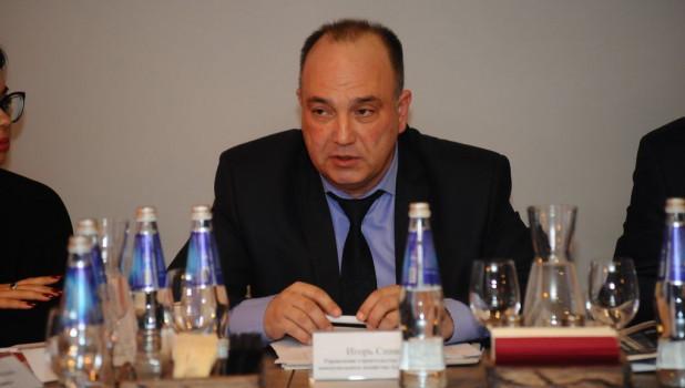 Игорь Спивак.