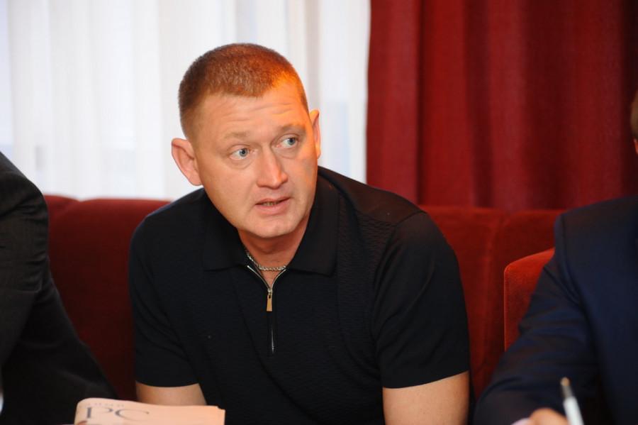 Евгений Клейнатовский.