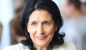 Саломе Зурабишвили.
