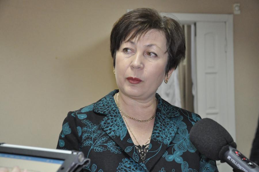 Галина Буевич.