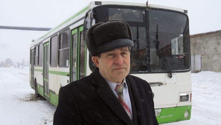 Николай Долженко.