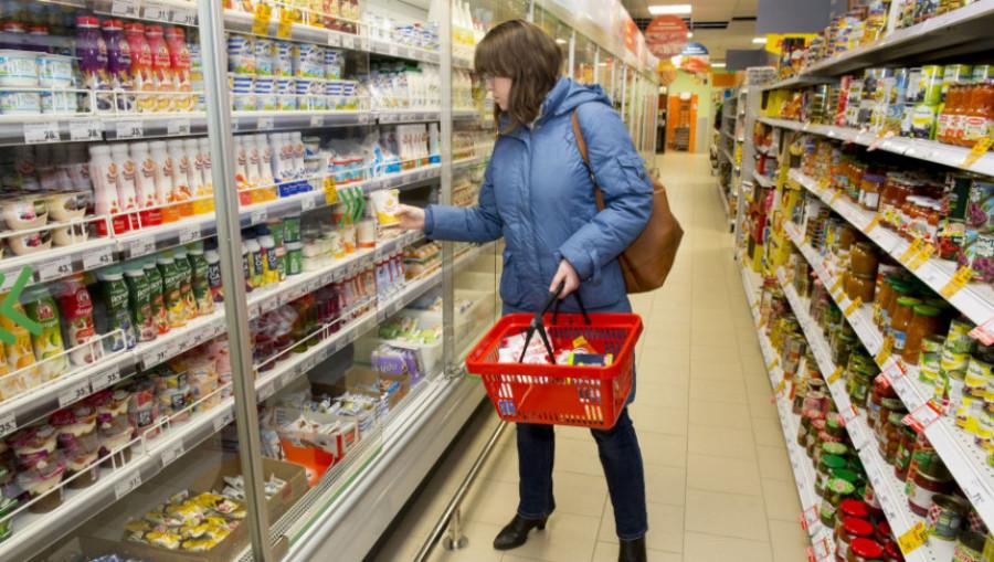 В России средний уровень инфляции измеряется на основе единого потребительского набора товаров и услуг.