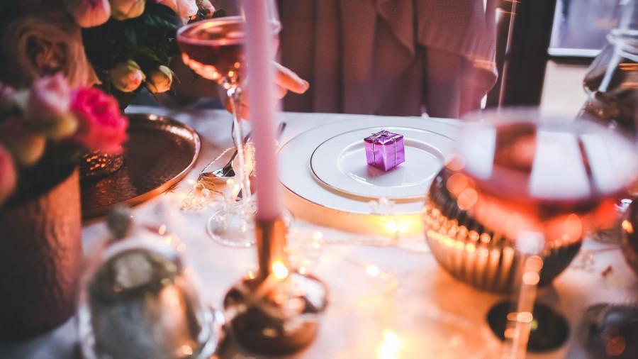 Подарок. Новый год. Романтика