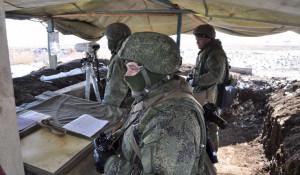 Армия России. Военные.