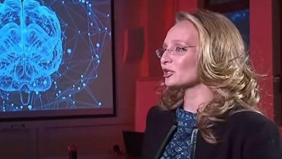 Предполагаемая дочь Путина возглавила Институт искусственного интеллекта в МГУ