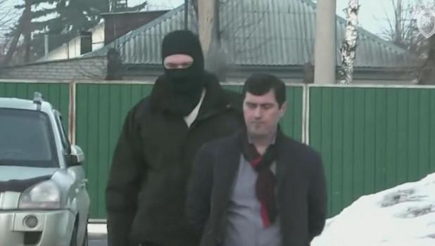 Задержание бывшего врио начальника алтайского УФМС.