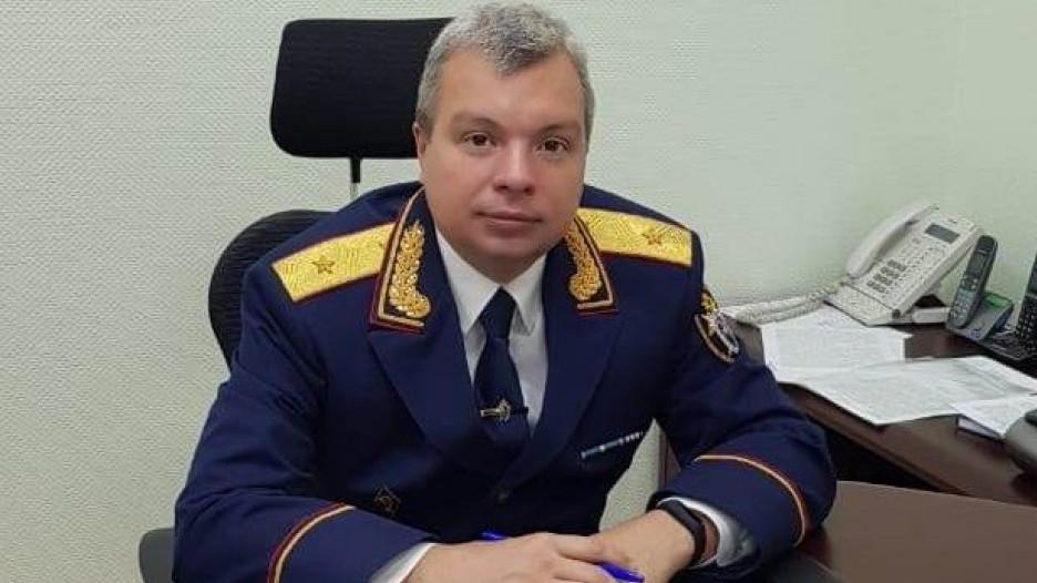 Андрей Хвостов, руководитель СУ СКР по Алтайскому краю.