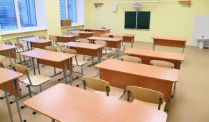 Новая школа на ул. Сиреневая, 16 в Барнауле.