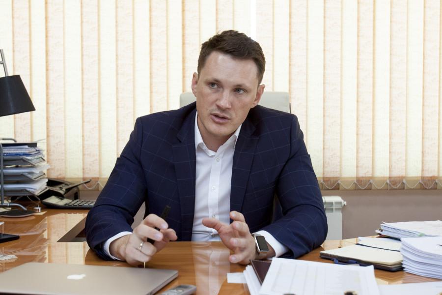 Руководитель компании «РЕСО-Мед» Евгений Осипов.