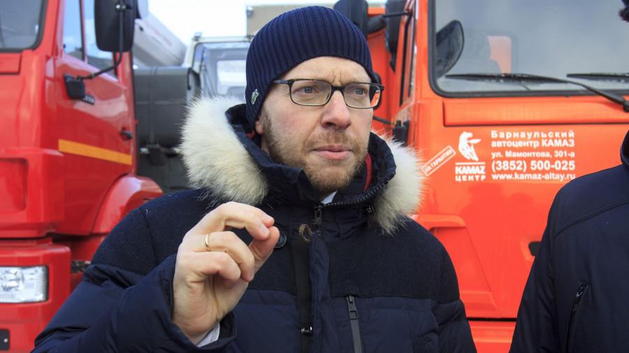 Генеральный директор СГК Степан Солженицын.