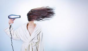 Волосы. Прическа. Фен