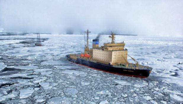 США вслед за Россией усилят присутствие в Арктике и отправят туда военные корабли