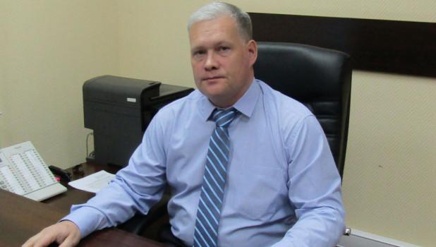 Дмитрий Аристов, председатель комитета по строительству, архитектуре и развитию города Барнаула.