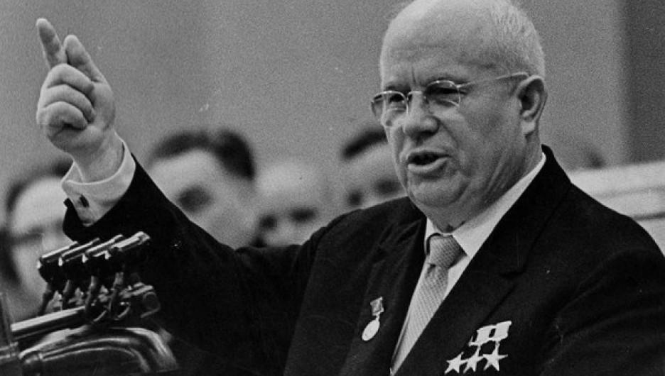 Как решился он выступить с докладом о сталине 8286