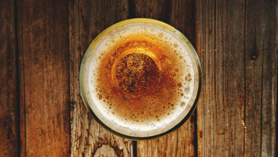 Пиво. Бокал