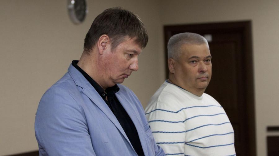 Суд над Алексеем Белобородовым. Адвокаты Олег Горохов и Виктор Чумаков.