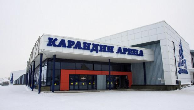 """Карандин-Арена"" в Барнауле"