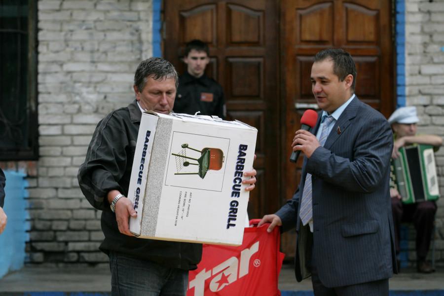 Всеволод Кондратьев в 2009 году.