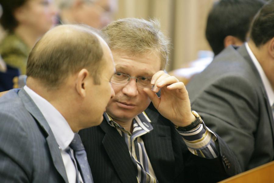 Юрий Шамков в 2009 году.
