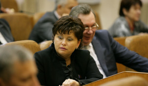 Стелла Штань в 2009 году.