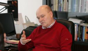 Михаил Щетинин в 2009 году.