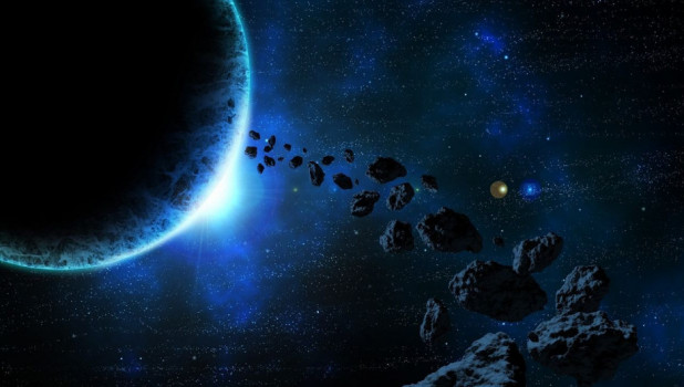 Астероид наглазах упланетологов внезапно поменял цвет