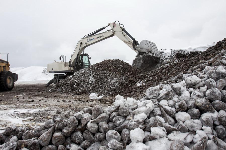 Черемновский сахарный завод завершает сезон переработки сырья