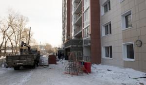 Дом для работников культуры на ул. Сизова, 24.