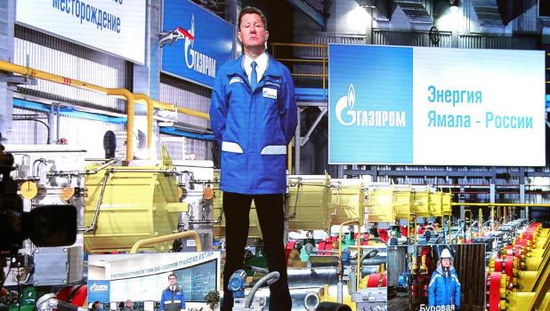 Глава Газпрома Алексей Миллер.