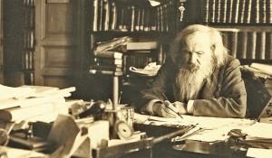 Дмитрий Менделеев