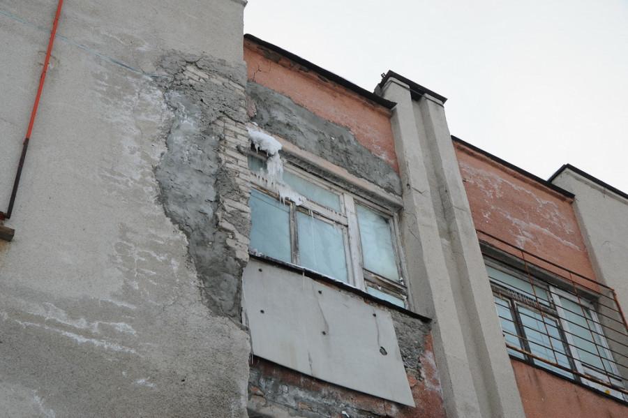 """Здание стадиона """"Трансмаш"""", где занимаются юные """"динамовцы"""""""