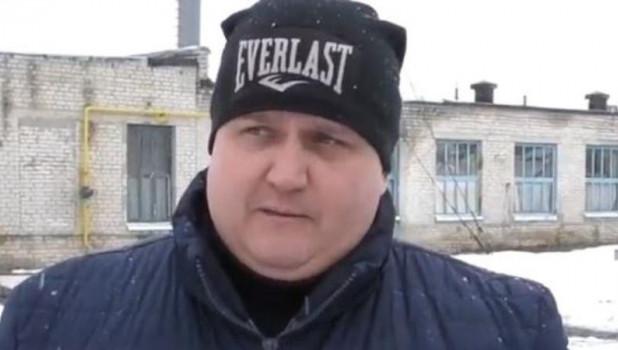 Директор УК из Брянской области Сергей Цуканов.
