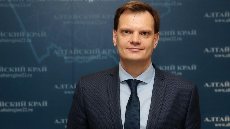 Александр Катнов.