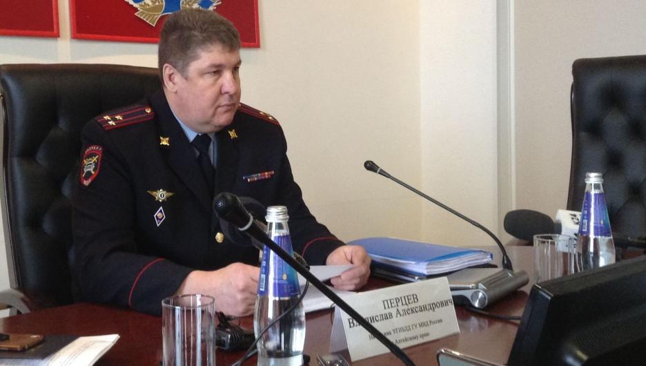 Главный инспектор ГИБДД по Алтайскому краю признал всплеск ДТП и призвал к порядку на дорогах