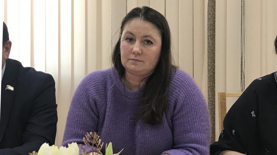 Юлия Батова.