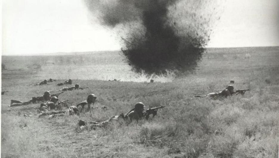 ФСБ рассекретила документы о подготовке японцев к войне с СССР